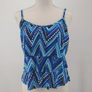 NEW Women's Tankini Bathing Suit Top